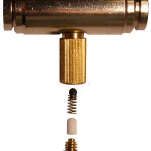 high pressure brass fog nozzle assembly