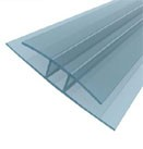 multi wall polycarbonate h profile