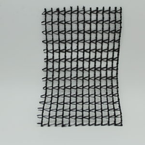 Knitted Shade Cloth - Black 30