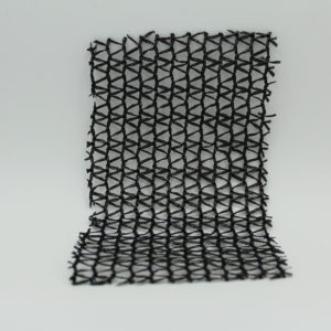 Knitted Shade Cloth - Black 40