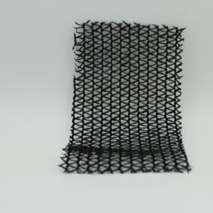 Knitted Shade Cloth - Black 50