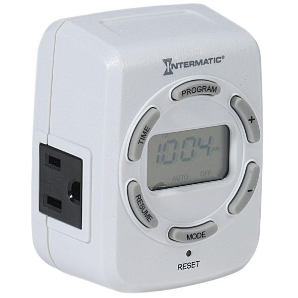 heavy duty 28 cycle digital timer