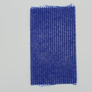 knitted shade cloth miller blue 60