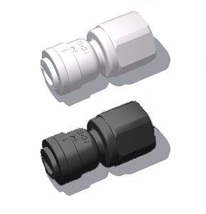 plastic quick connect nozzle adaptor