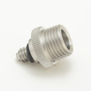 stainless steel fog nozzle cluster adaptor