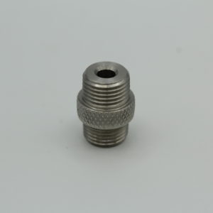 stainless steel threaded adaptor