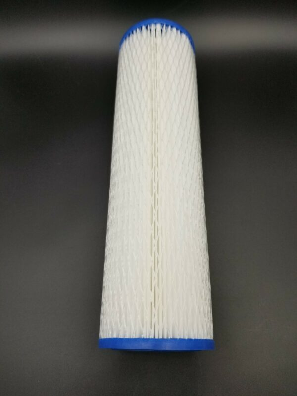 pleated phosphate filter cartridge