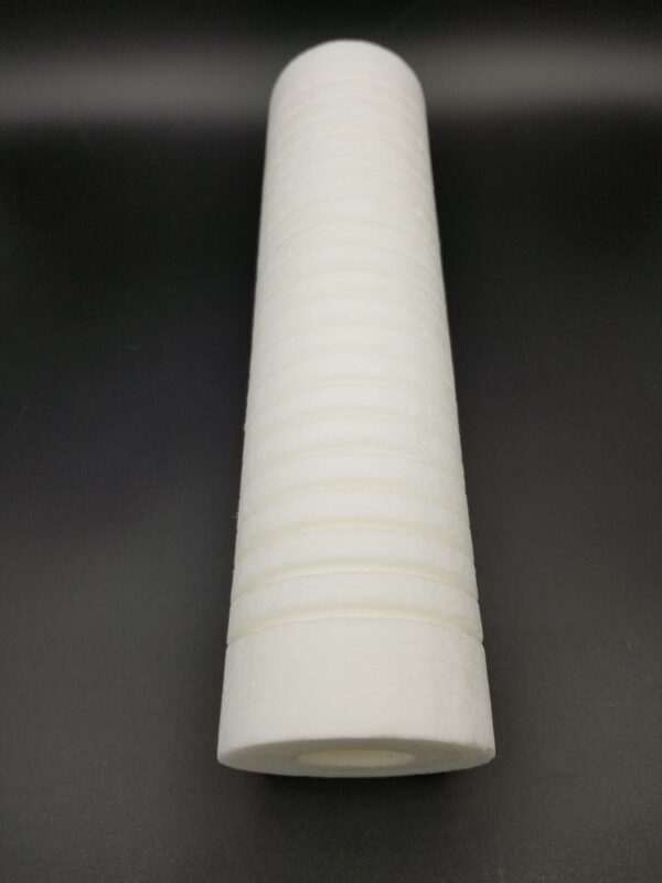 spun phosphate filter cartridge